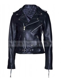 The Runaways Kristen Stewart Leather Jacket