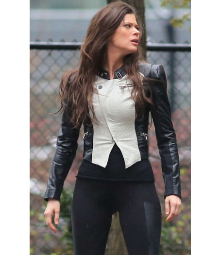 Cara Coburn The Tomorrow People Peyton List Jacket