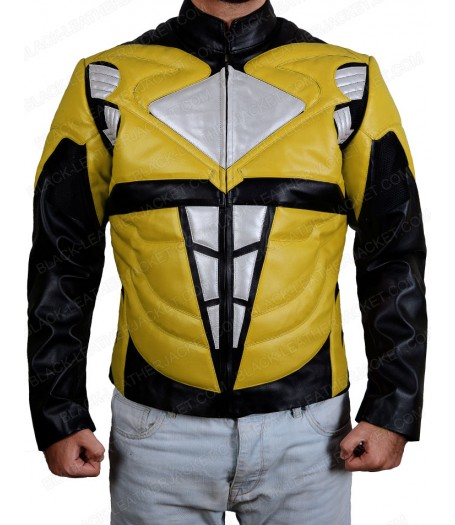 Power Rangers The Yellow Ranger Jacket