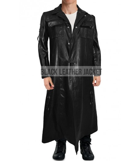 Thomas Jane The Punisher Trench Coat