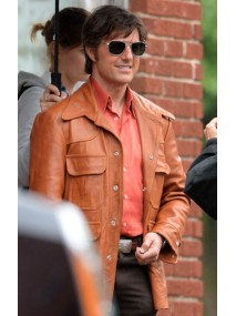 Tom Cruise Mena Leather Jacket