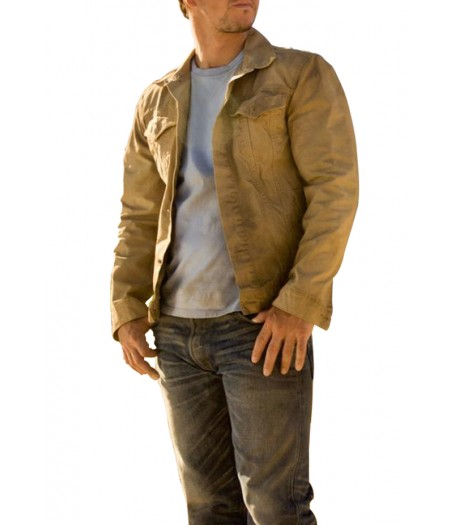 Transformers Age of Extinction Mark Wahlberg Jacket