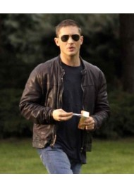 Tuck Henson This Means War Tom Hardy Leather Jacket