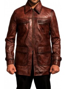 Tuvia Bielski Defiance Daniel Craig Leather Jacket