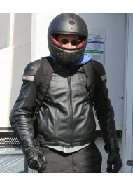 Bradley Cooper Untitled Cameron Crowe Project Leather Jacket