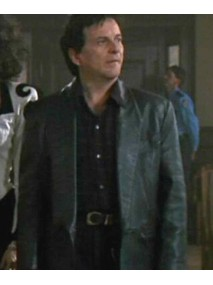Vinny Gambini My Cousin Joe Pesci Black Leather Jacket