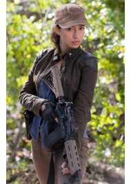 Rosita Espinosa The Walking Dead Season 6 Jacket