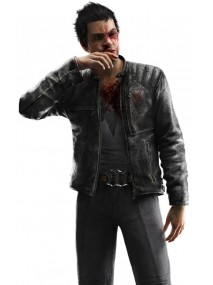 Watch Dogs Maurice Vega Leather Jacket
