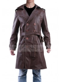 Watchmen Movie Rorschach Trench Coat