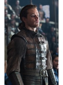 Matt Damon The Great Wall Jacke