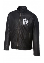 WWE Dean Ambrose Black Leather Jacket