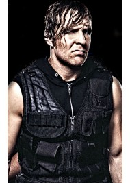 WWE Dean Ambrose Leather Vest