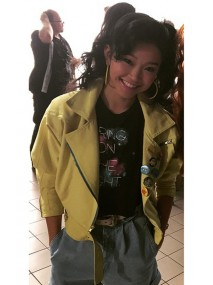 Jubilee X-Men Apocalypse Yellow Jacket