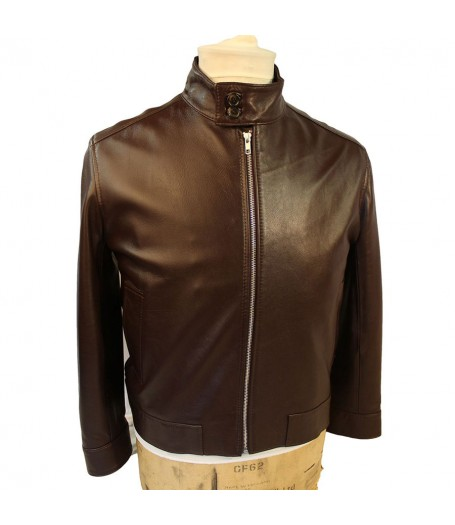 Magneto X-Men First Class Leather Jacket
