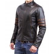 Wolverine X Men Origins Leather Jacket