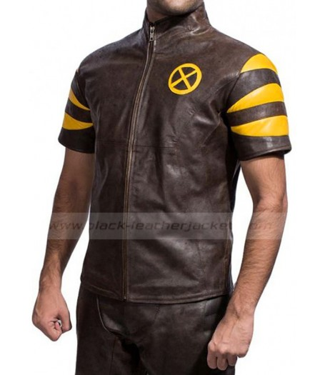 Beast X-Men The Last Stand Leather Jacket