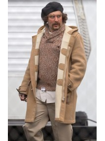 Yoga Hosers Johnny Depp Coat