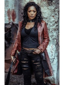 Z Nation Roberta Warren Trench Coat