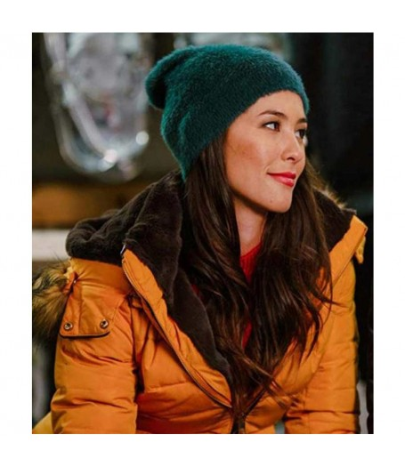 Christmas With A View Clara Garrison Puffer Jacket