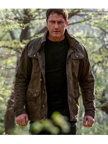 Angel Has Fallen Mike Banning Jacket