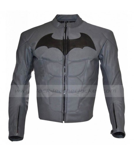 Batman Arkham Knight Grey Jacket