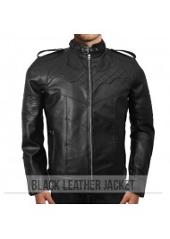Batman Arkham Knight Leather Jacket