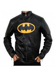 Batman The Lego Leather Jacket