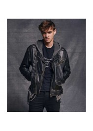 HIT 2020 Darío Leather Jacket