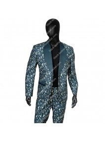 Birds Of Prey Black Mask Suit