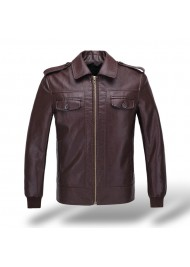 Captain America The Avengers Brown Jacket