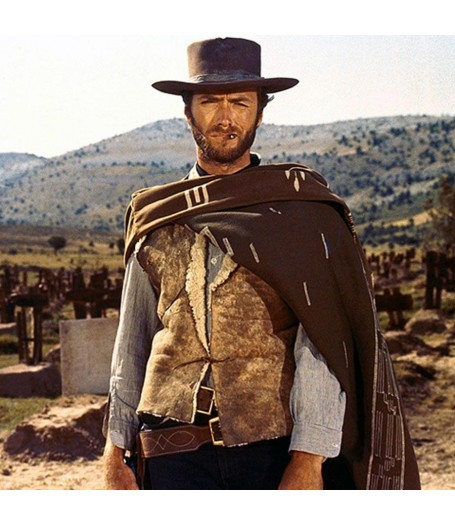 Clint Eastwood The Man With No Name Vest