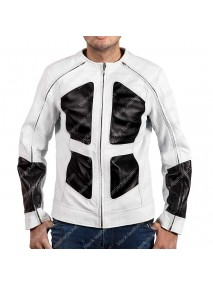 Deadpool 2 Shatterstar Leather Jacket