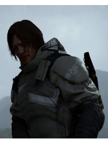 Death Stranding Sam Porter Bridges Hooded Jacket