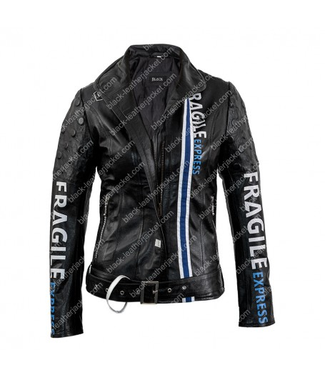 Fragile Express Death Stranding Leather Jacket