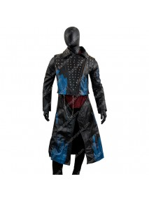 Descendants 3 Hades Leather Jacket