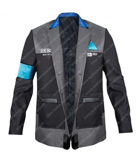 Detroit Become Human Connor RK800 Coat