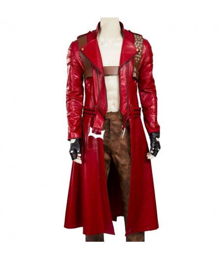 Devil May Cry 3 Leather Coat