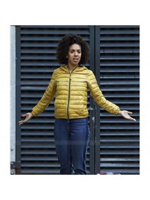 Doctor Who Bill Potts Puffer Jacket