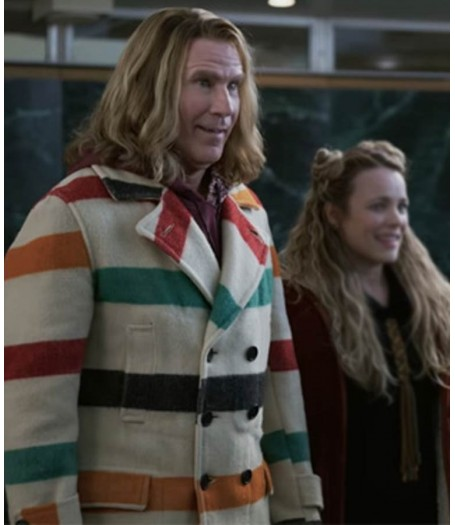 Eurovision Song Contest The Story Of Fire Saga Lars Erickssong Coat