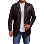 Fast and Furious 7 Deckard Shaw Leather Jacket