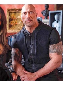 Dwayne Johnson Fast & Furious Hobbs & Shaw Vest