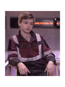 Maze Runner The Death Cure Newt Red Jacket