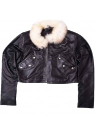 Squall Leonhart Final Fantasy Leather Jacket