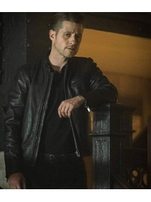 James Gordon Gotham Leather Jacket