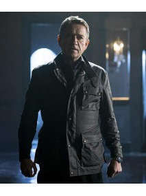 Sean Pertwee Gotham Military Jacket