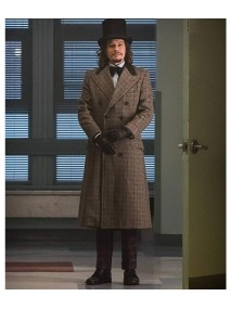Jervis Tetch Gotham Long Coat