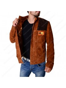 Solo: A Star Wars Story Han Solo Suede Jacket