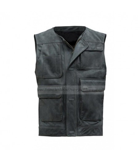 Star Wars Han Solo Leather Vest