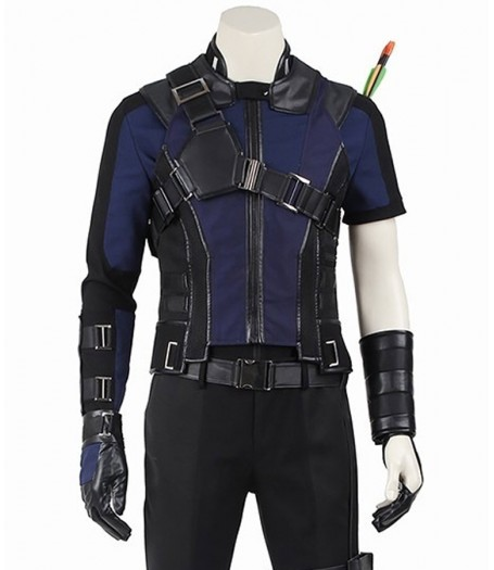 Hawkeye Civil War Jacket