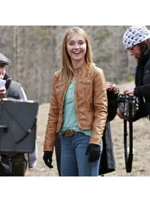 Heartland Amy Fleming Leather Jacket